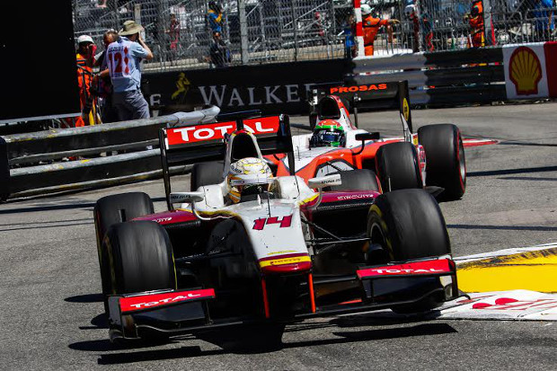 MONACO (MC) MAY 21-24 2015 - Grand Prix de Monaco 2015. Arthur Pic #14 Campos Racing. © 2015 Sebastiaan Rozendaal / Dutch Photo Agency / LAT Photographic