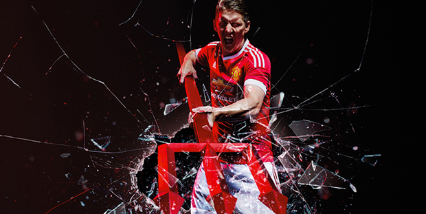 Schweinsteiger-nouveau-maillot-manchester-united-adidas