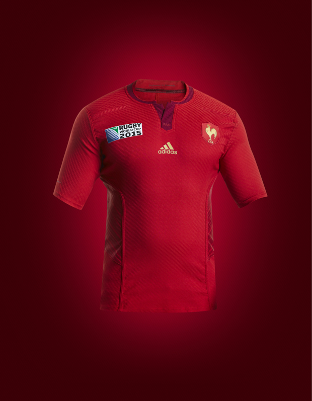 adidas pr sente le nouveau maillot de l 39 quipe de france de rugby. Black Bedroom Furniture Sets. Home Design Ideas