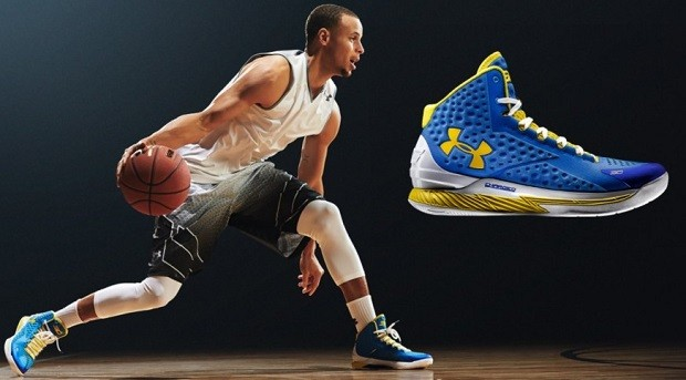Under Armour And Curry