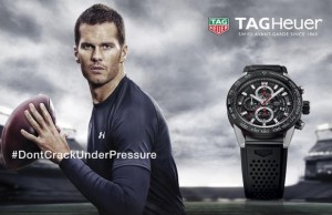 Tag Heuer Tom Brady
