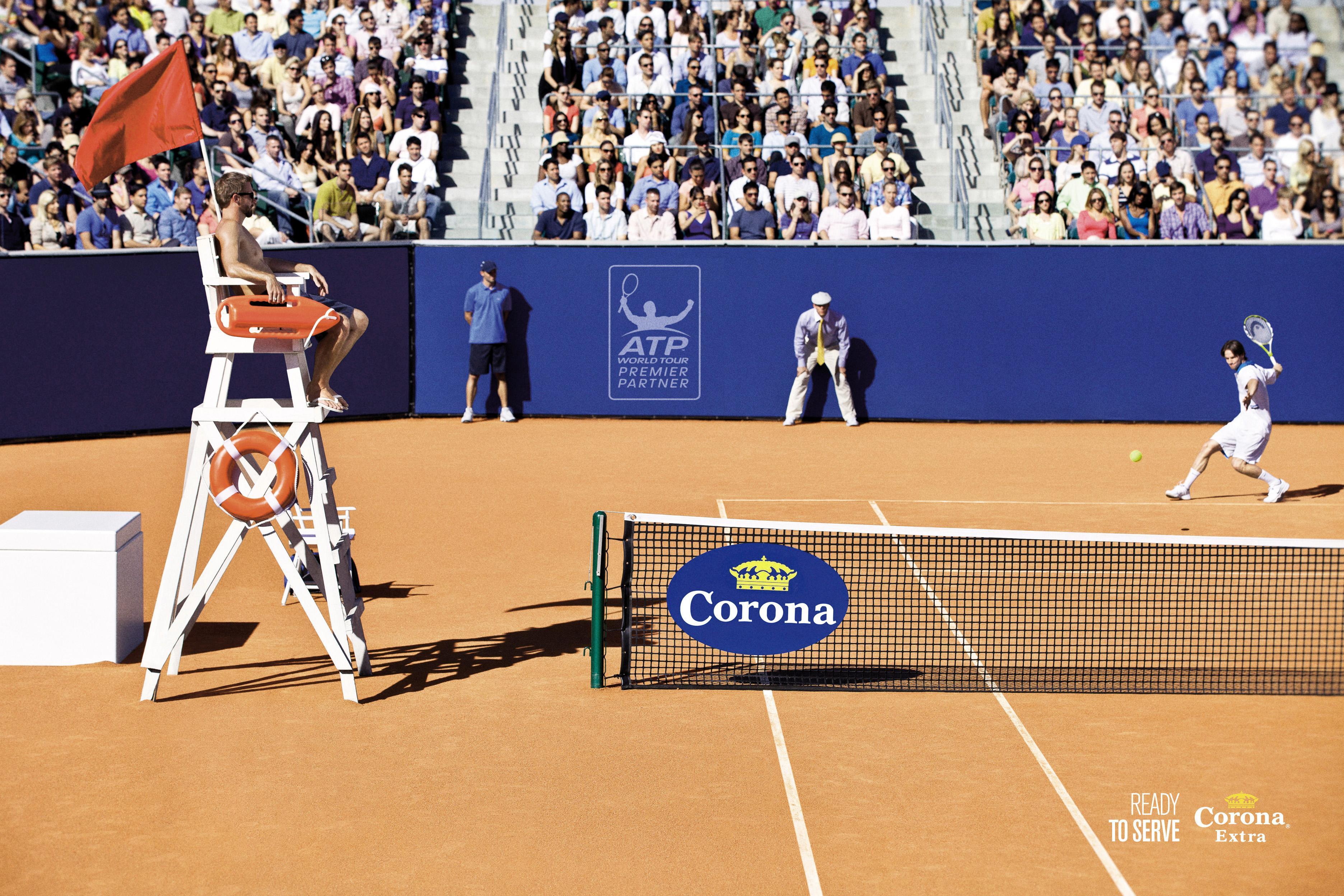 ATP world tour - Corona