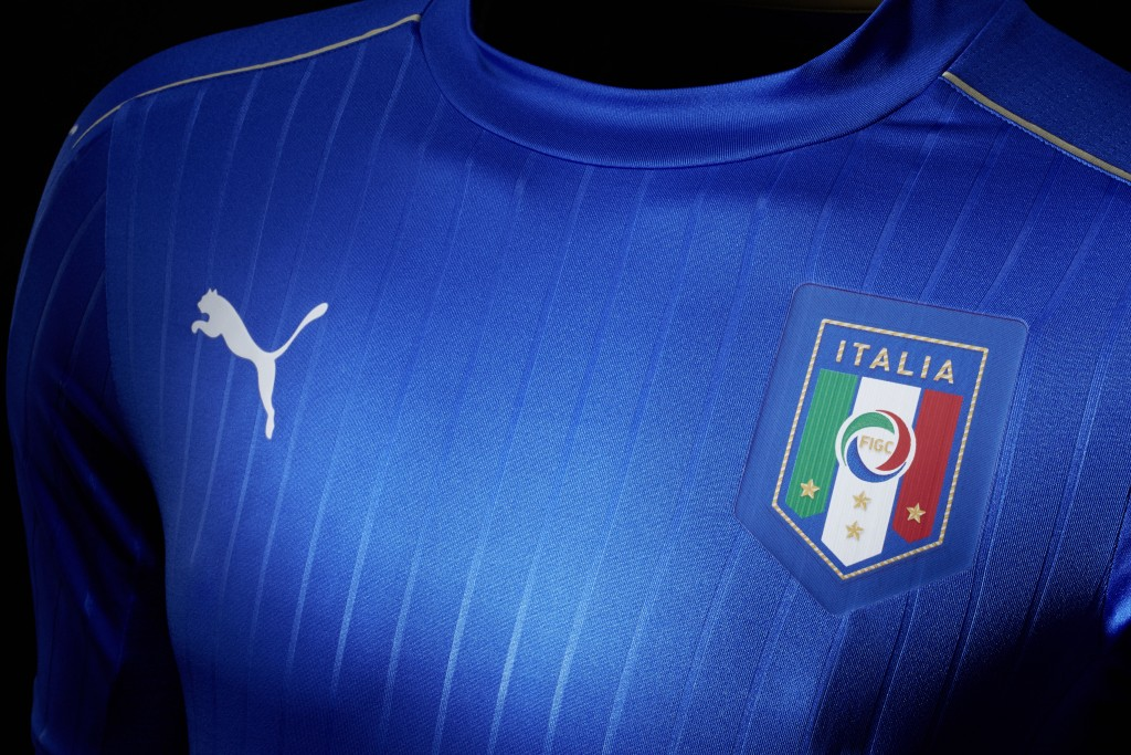 PUMA & FIGC Launch the New Italy Home Kit_1