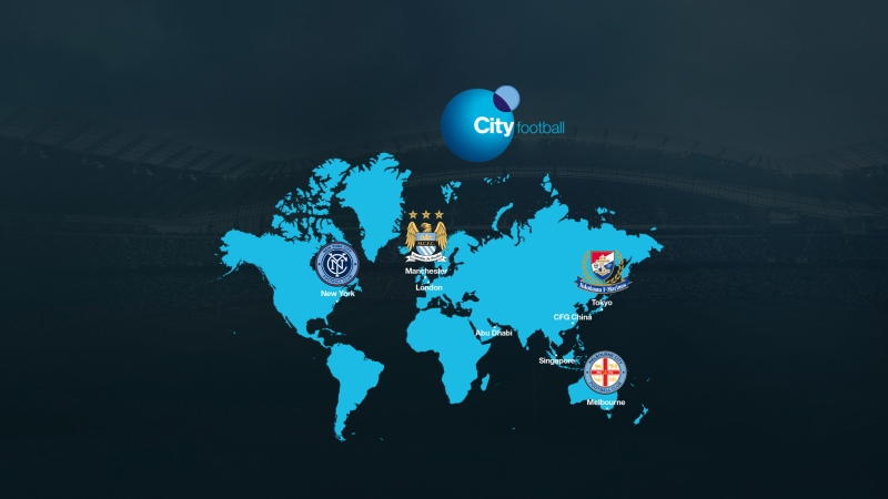 CFG Global Map