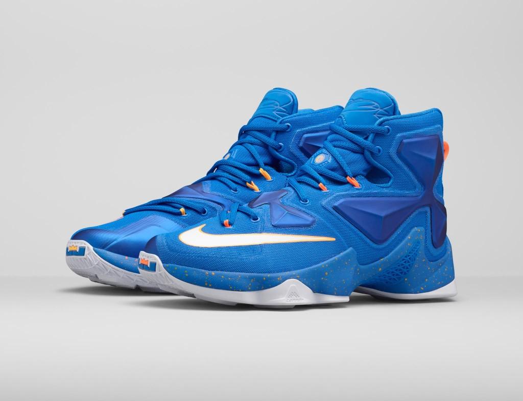 La LeBron 13 Balance Shoe