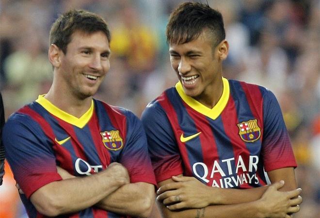 Messi-NEYMAR-FC Barcelona-Nike