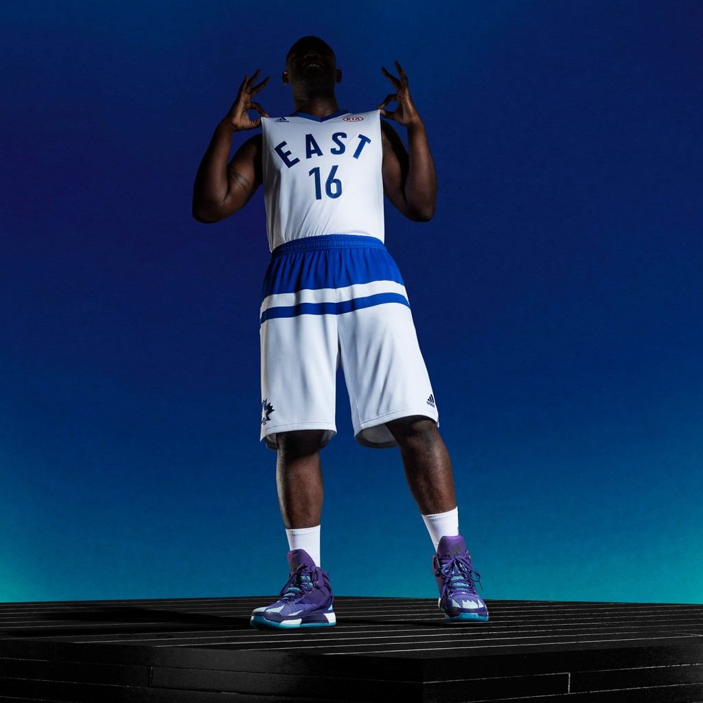 adidas-NBA All-Star East Uniform, H