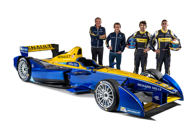 Renault EDams Formule E
