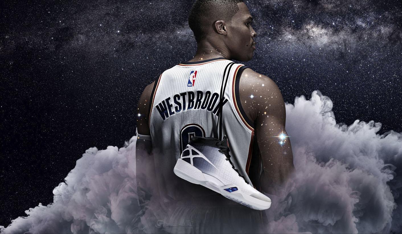 Air Jordan XXX Russell Westbrook