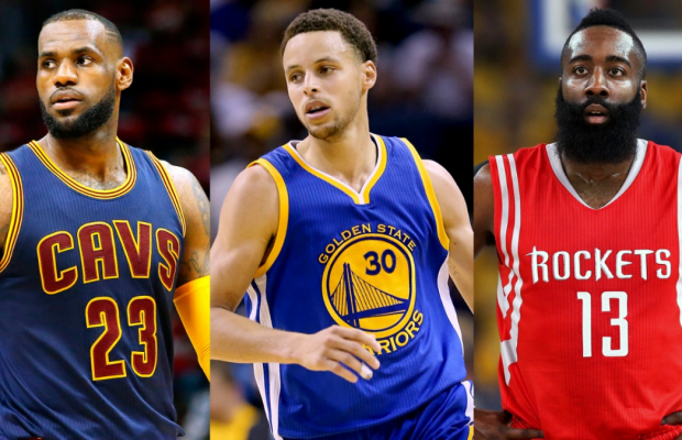 052115-sports-lebron-james-steven-curry-james-harden