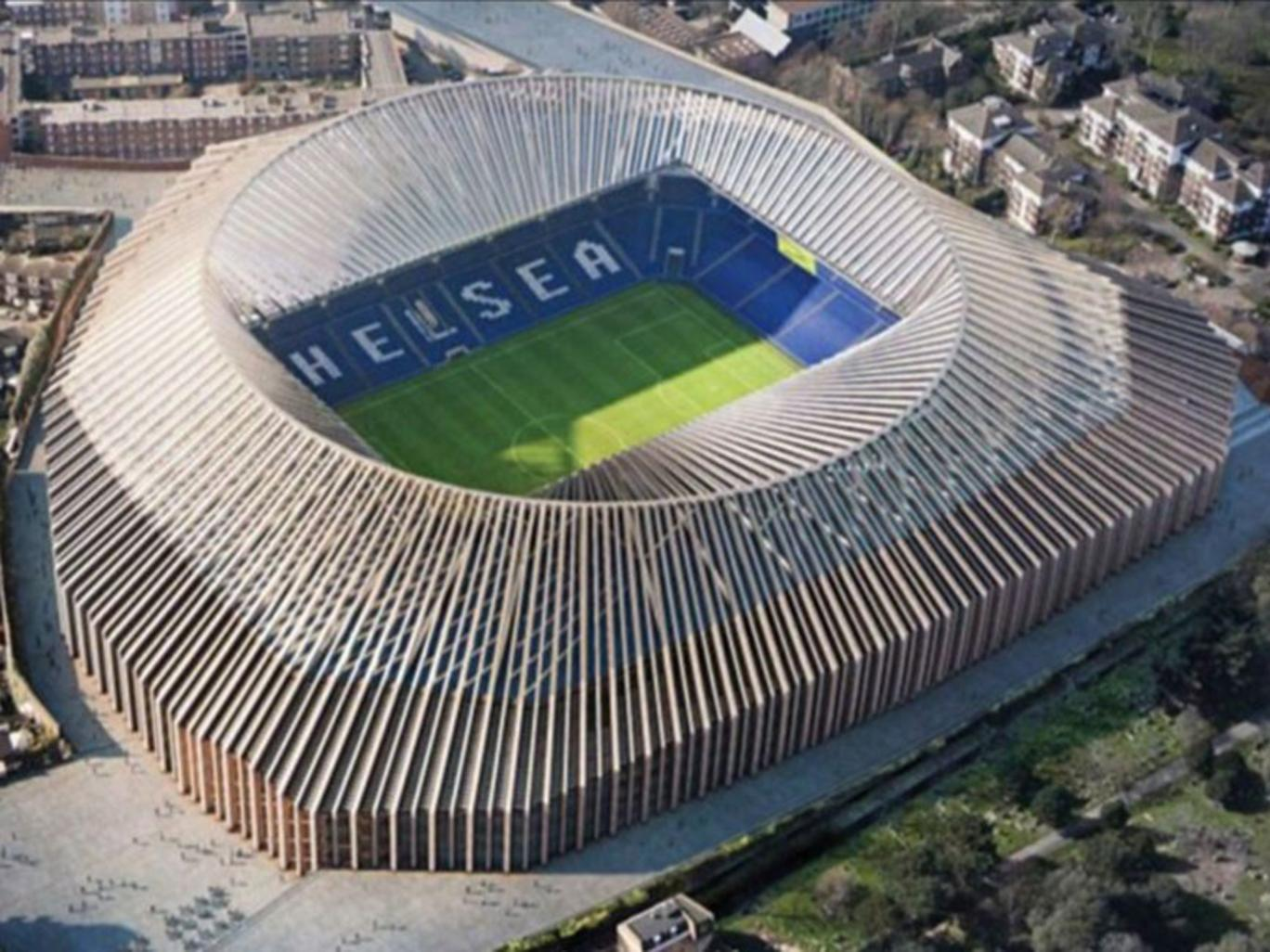 New Stamford Bridge