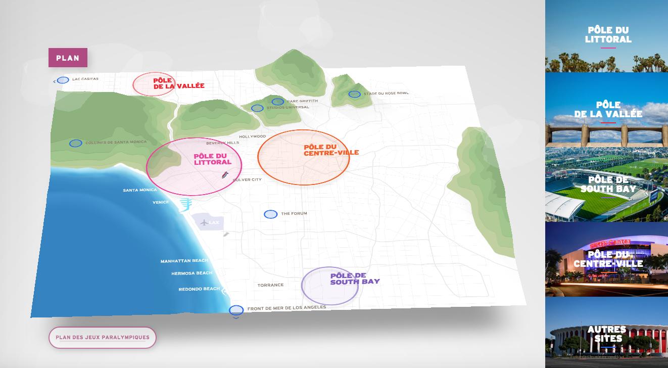 Sites LA 2024