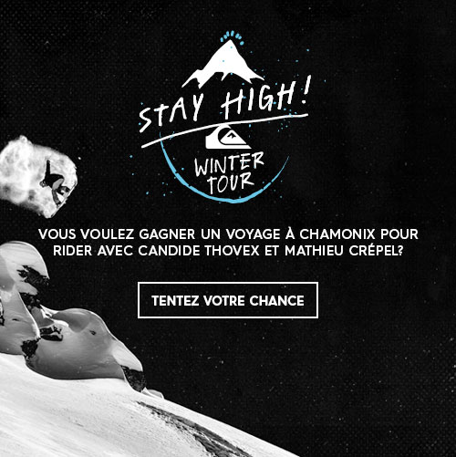 Stay High Winter Tour