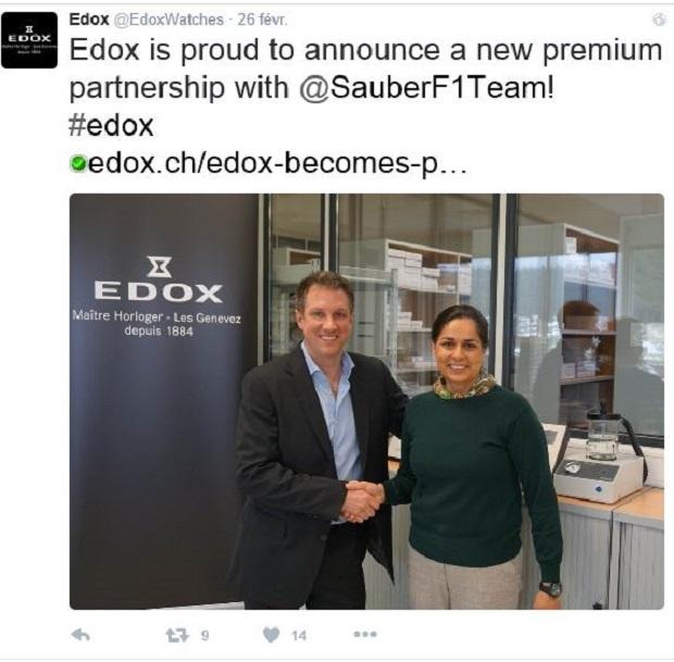 edox 1