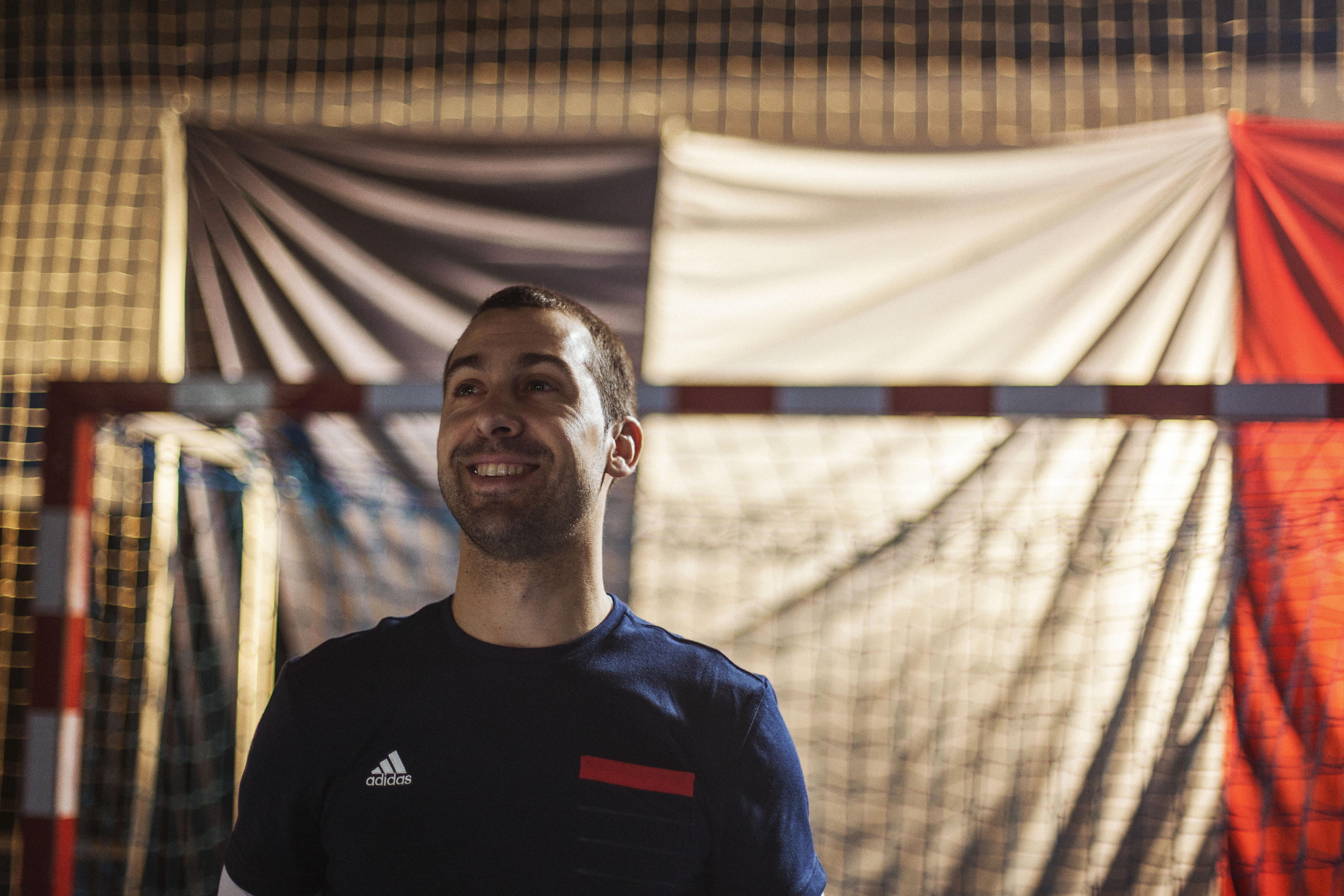 Michael Guigou - Caisse d'Epargne - Jeux Olympiques Rio 2016