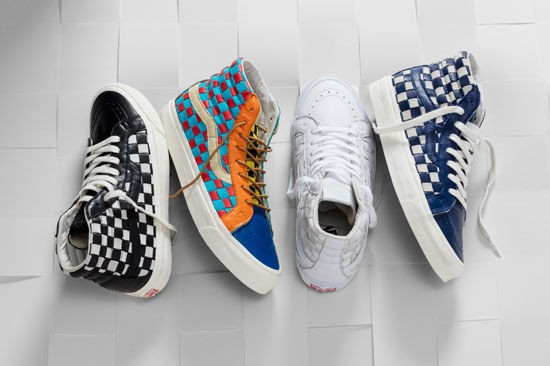 Vans Checkered Past