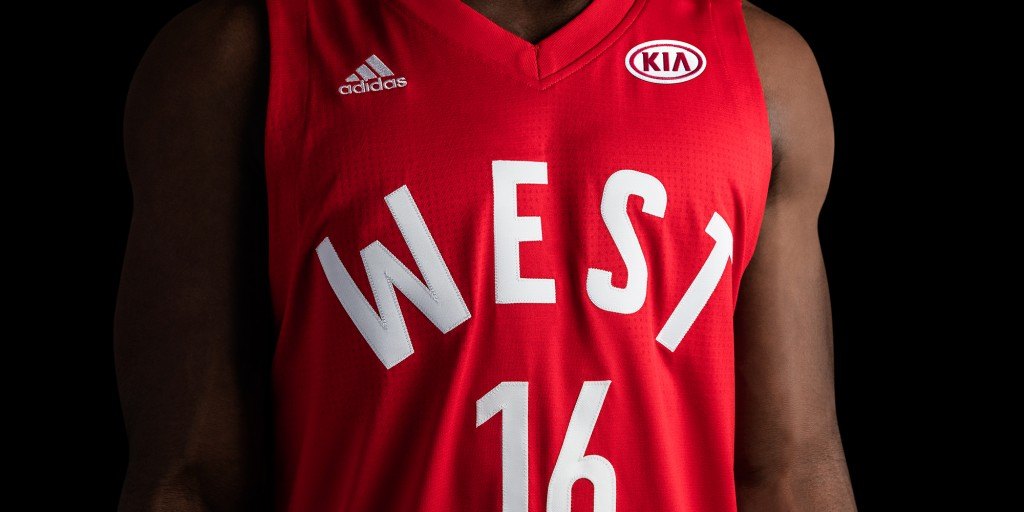 Maillot west ASG
