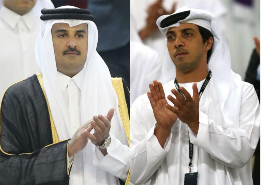Qatar Abu Dhabi