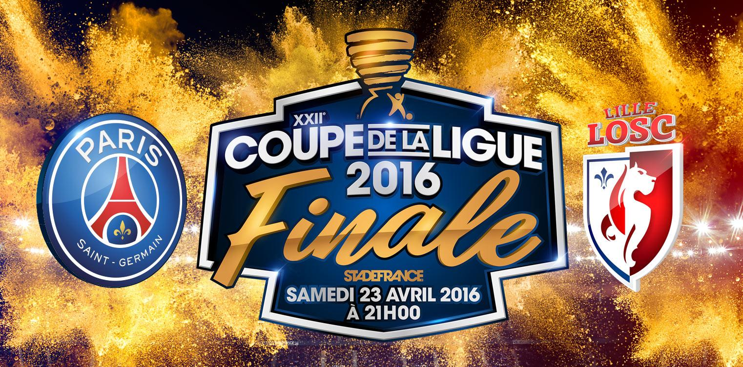 La coupe de la ligue a 2 nouveaux partenaires - Billetterie psg lyon coupe de la ligue ...