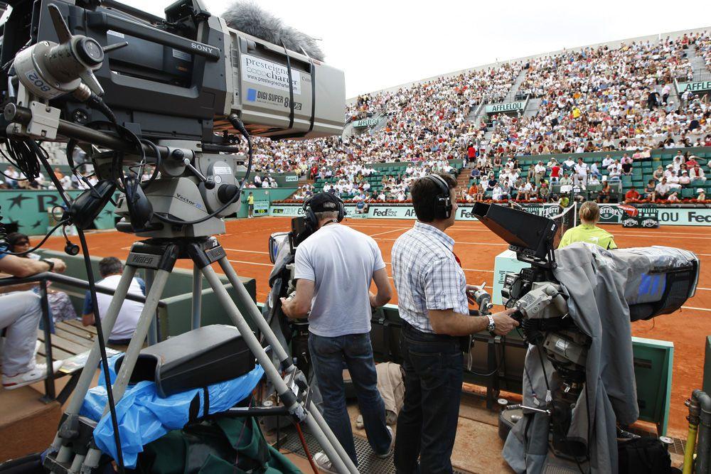 Médias Roland Garros