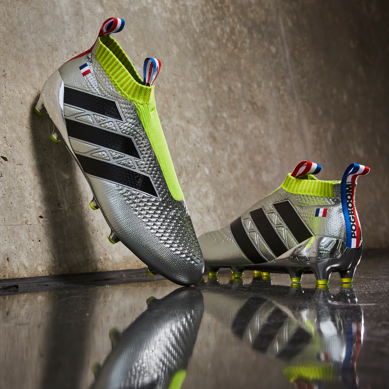 De La Adidas Pour Cœur L'euro Campagne Pogba Au 2016 ARj53L4q