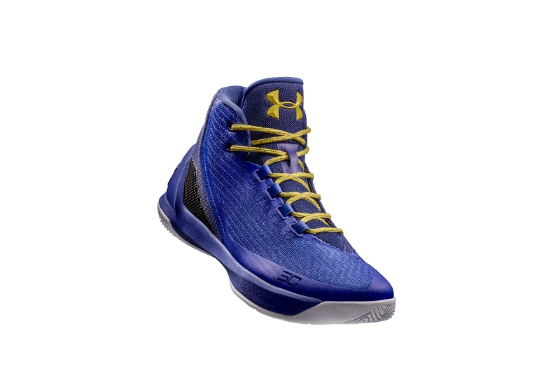 Curry 3-Dub Nation Heritage colorway (PRNewsFoto/Under Armour, Inc.)