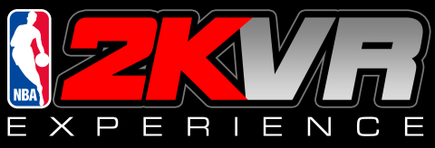 NBA 2K VR Experience logo