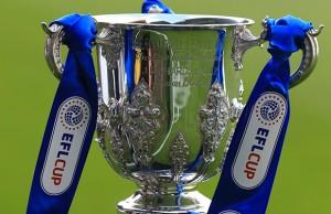EFL Cup trophy Carabao Cup trophy