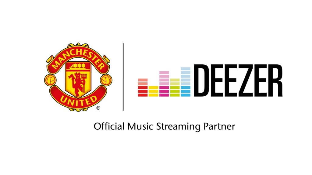 Deezer Manchester United