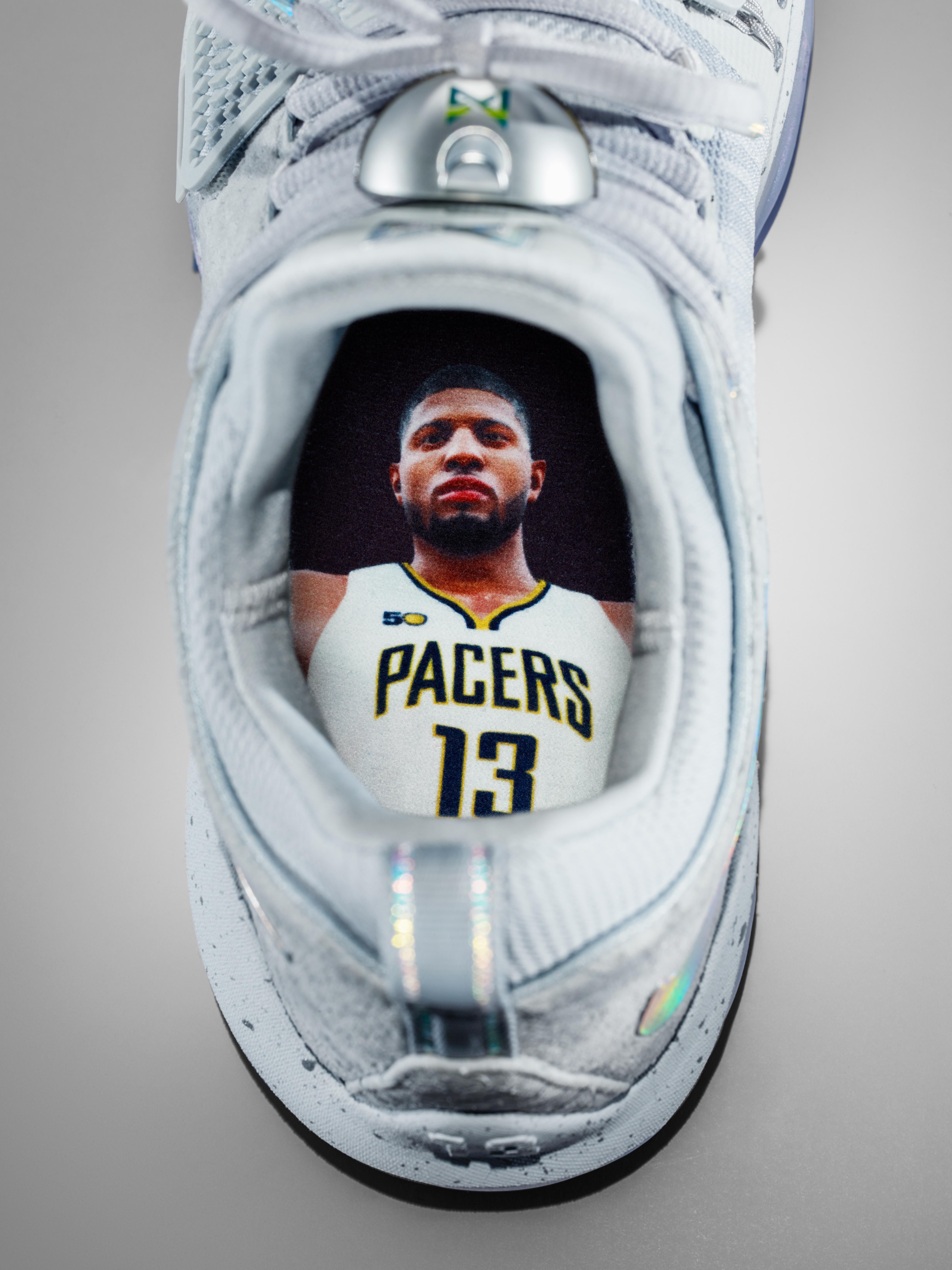 Nike Basketball présente sa nouvelle signature shoe, la PG1