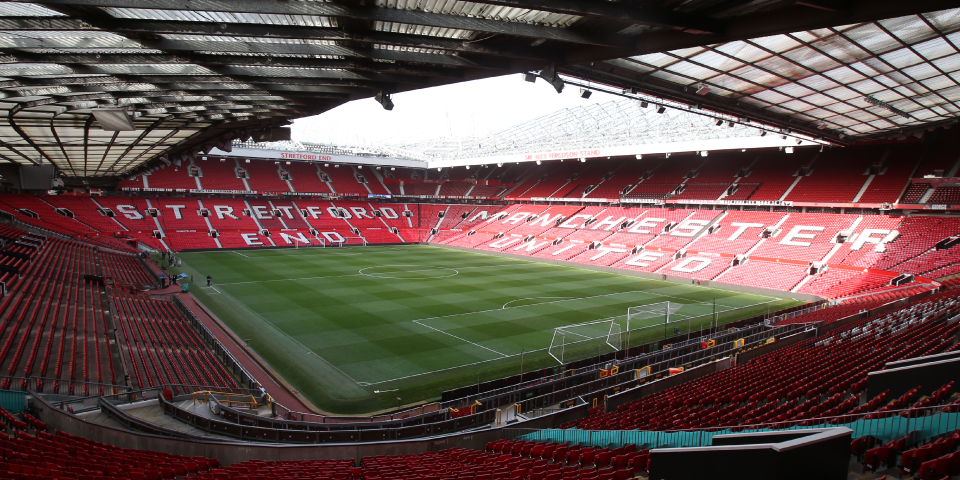 Man Utd Old Trafford
