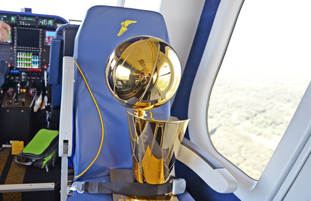 Goodyear NBA Trophy