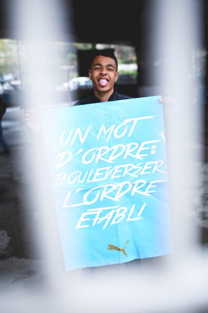PUMA x Marseille
