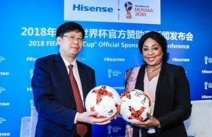 HiSense FIFA 2018