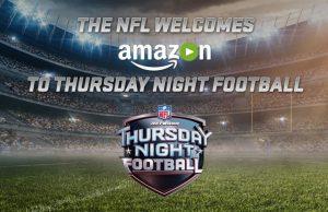 NFL Thursday Night Football Amazon
