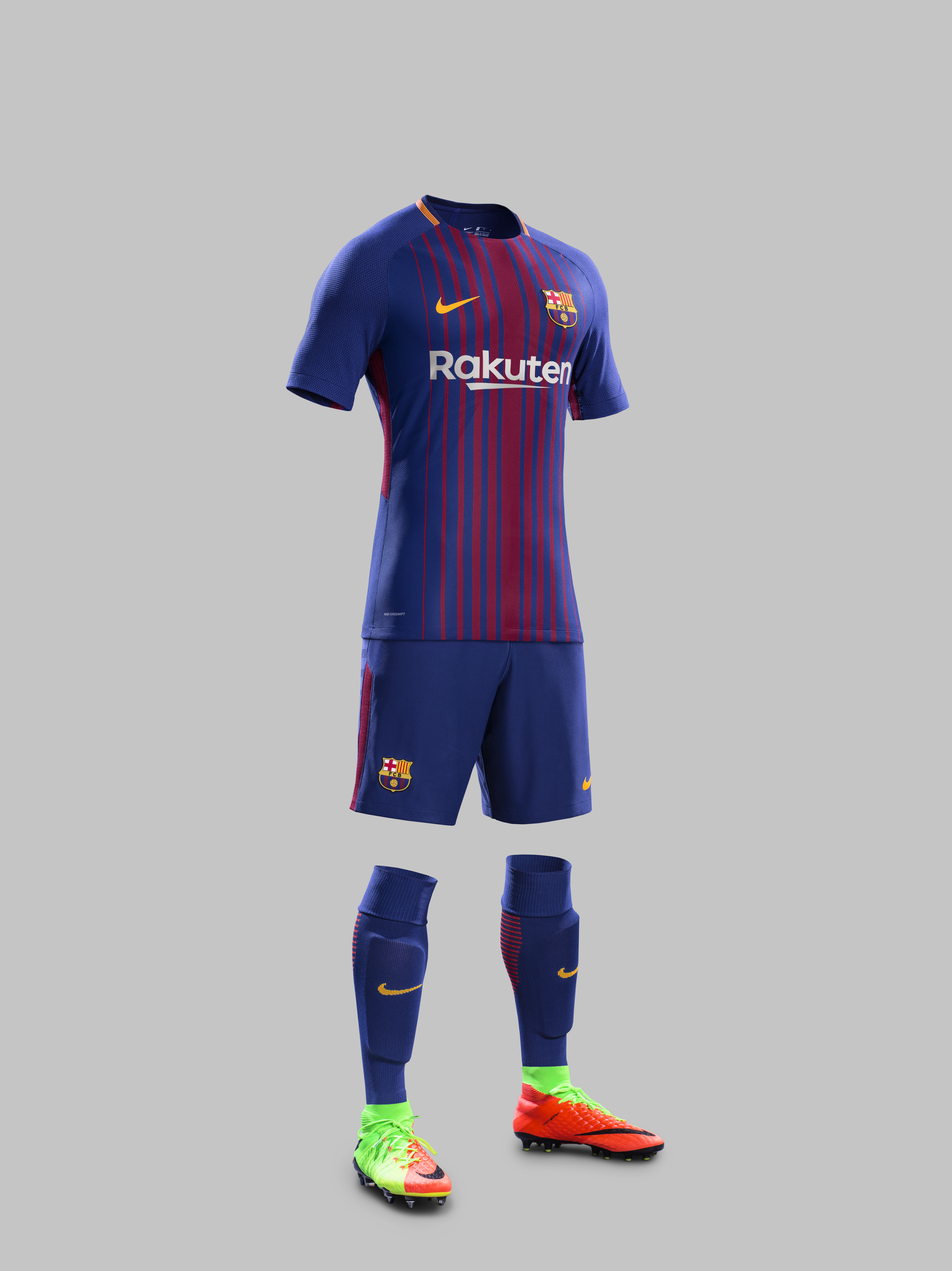 Maillot Domicile FC Barcelona Tenue de match