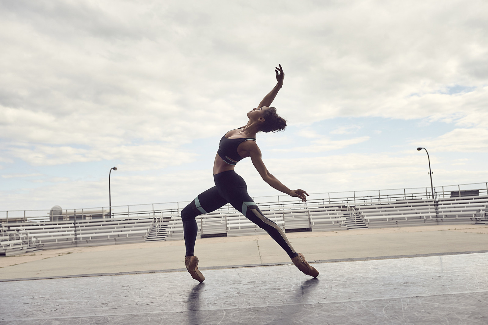 Misty Copeland Under Armour campaign Unlike Any