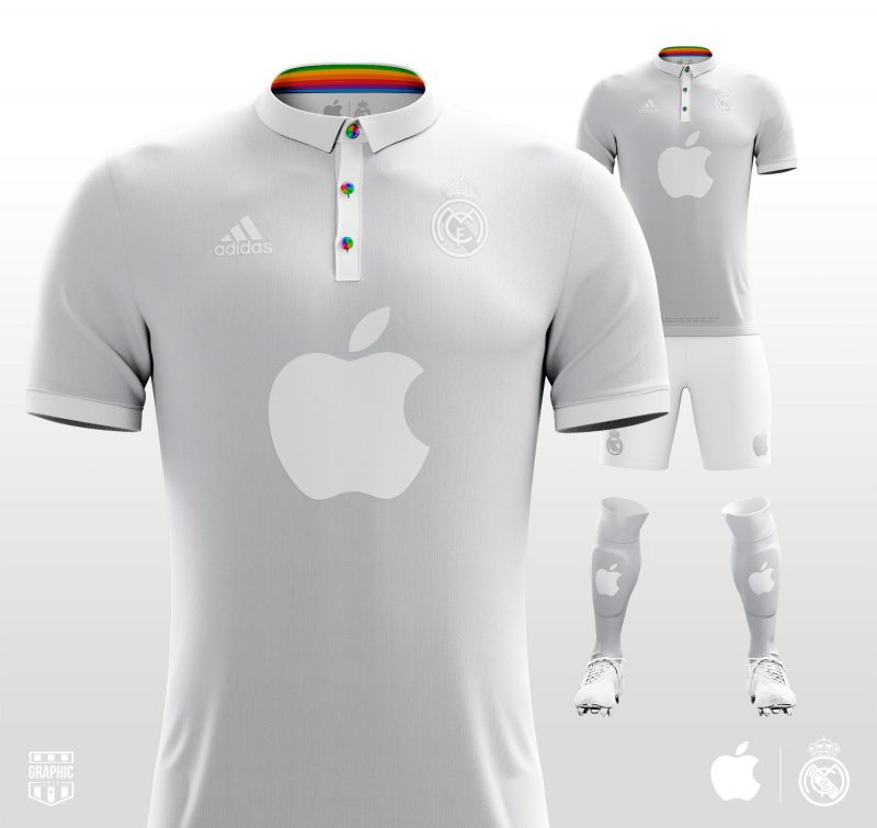 Apple Real Madrid C.F.