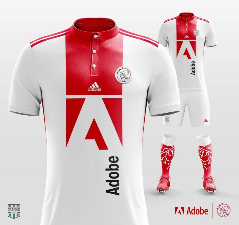 Ajax Amsterdam Adobe