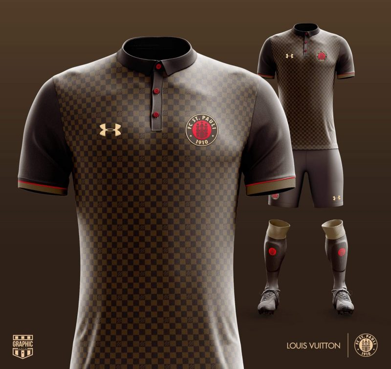 FC Sankt Pauli Under Armour