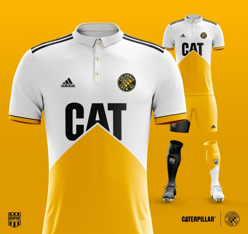 Caterpillar Columbus Crew SC