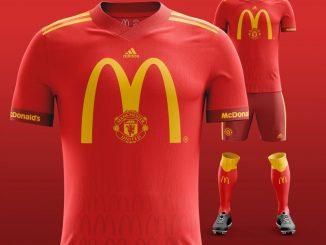 Mc Donald's x Manchester United