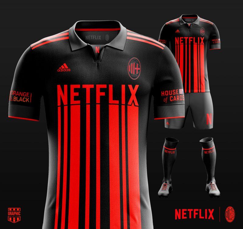 Netflix AC Milan