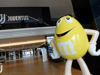 Juventus M&Ms