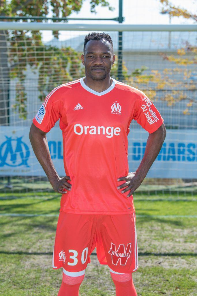 Steve Mandanda - Gardien de l'Olympique de Marseille