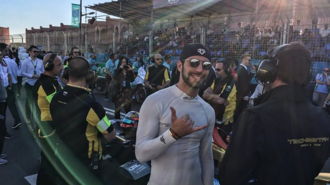 FE - Rosenqvist s'impose, di Grassi abandonne