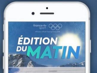 Snapchat - France TV - Pyongchang 2018