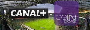 Canal+ et beIN Sports: le premier match de la Coupe du monde de rugby 2015
