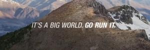 Nouvelle campagne mondiale pour ASICS : It's a big world. Go run it.