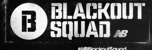 New Balance dévoile sa Blackout Squad